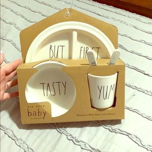 Baby plate set